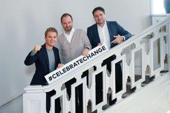 Nico Rosberg and Greentech Festival