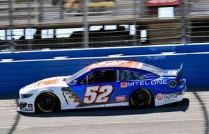 B.J. McLeod, Rick Ware Racing, Chevrolet Camaro Mtel-One