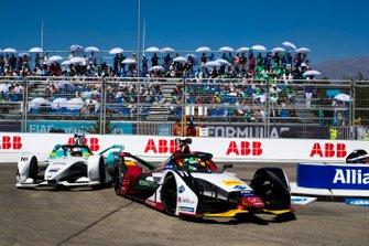 Lucas di Grassi, Audi Sport ABT Schaeffler, Audi e-tron FE05 Oliver Turvey, NIO Formula E Team, NIO Sport 004