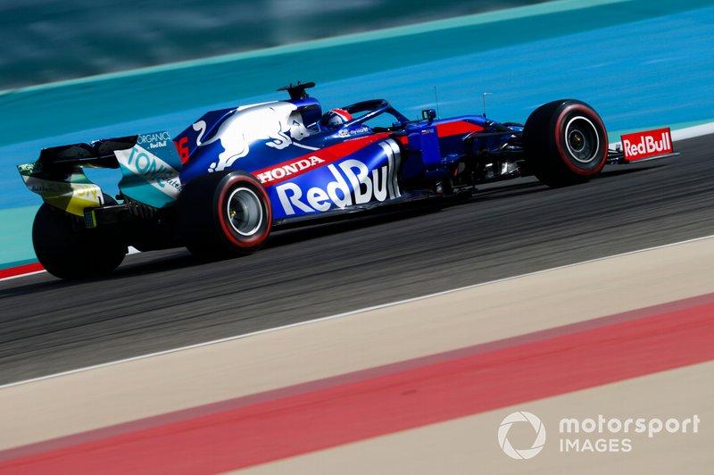 Даниил Квят, Toro Rosso STR14