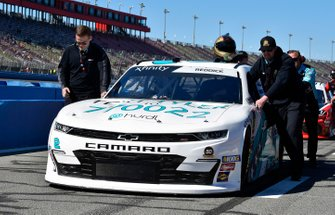 Tyler Reddick, Richard Childress Racing, Chevrolet Camaro Hurdl