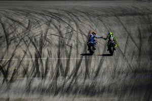 Алекс Ринс, Team Suzuki MotoGP, Валентино Росси, Yamaha Factory Racing