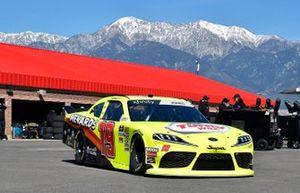 Brandon Jones, Joe Gibbs Racing, Toyota Supra Menards