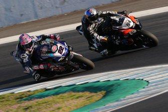 Alex Lowes, Pata Yamaha, Toprak Razgatlioglu, Kawasaki Puccetti Racing