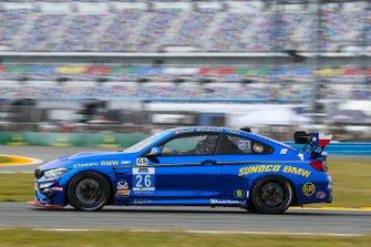 #26 Classic BMW / Fast Track Racing BMW M4 GT4, GS: Jayson Clunie, Toby Grahovec, Kyle Reid