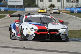 #25 BMW Team RLL BMW M8 GTE: Tom Blomqvist, Connor De Phillippi, Colton Herta