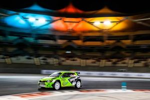 Rokas Baciuska, ES Motorsport - Labas Gas Tom Banks