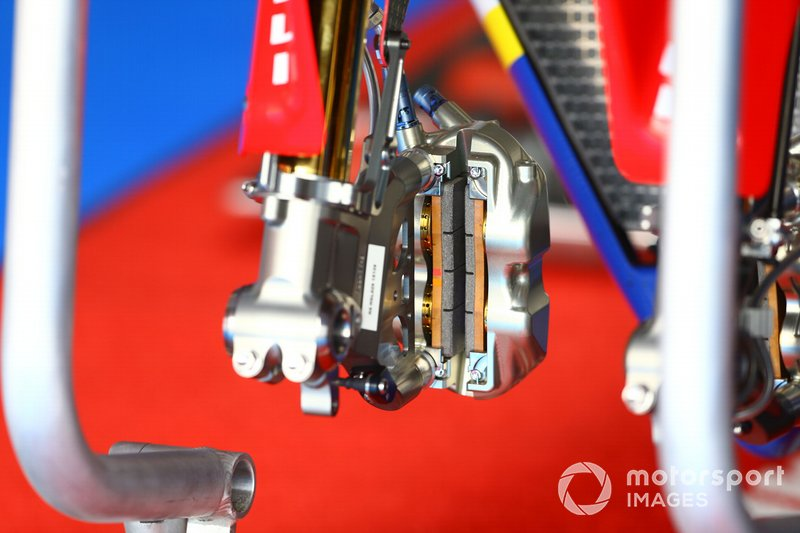 Vorderradbremse: Honda CBR1000RR Fireblade