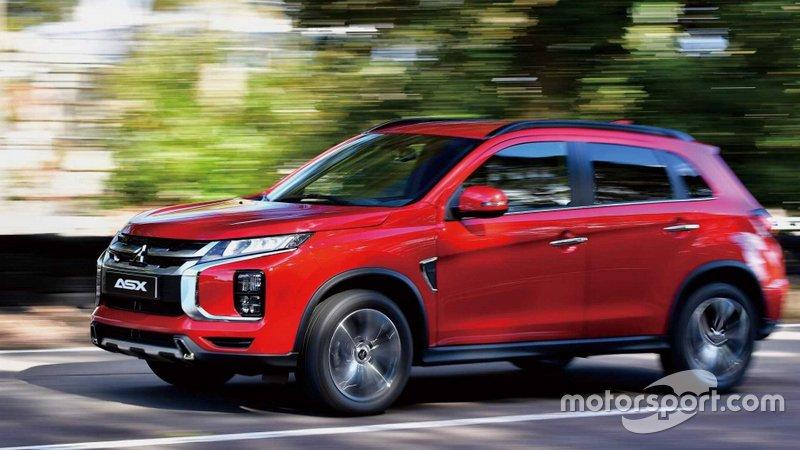 Mitsubishi ASX 2020 року