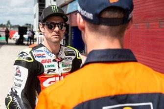 Cal Crutchlow, Team LCR Honda, Pol Espargaro, Red Bull KTM Factory Racing