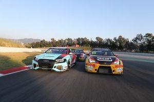 Jean-Karl Vernay, Leopard Racing Team Audi Sport Audi RS 3 LMS, Tom Coronel, Comtoyou DHL Team CUPRA Racing CUPRA TCR