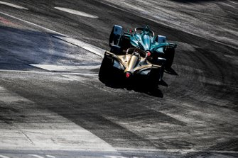 Oliver Turvey, NIO Formula E Team, NIO Sport 004 en Jean-Eric Vergne, DS TECHEETAH, DS E-Tense FE19
