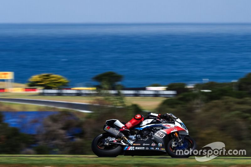 Tom Sykes, BMW