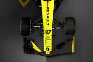 Vergleich: Renault R.S.18 vs. Renault R.S.19