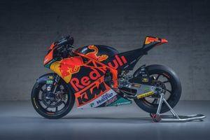 La moto de Jorge Martin, Red Bull KTM Ajo
