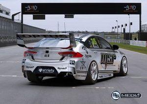 Matt Stone Racing renk düzeni