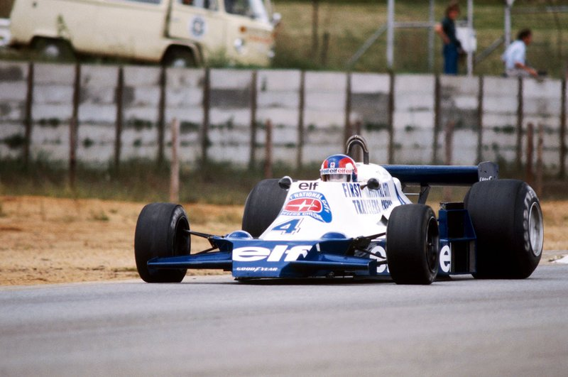 4. Patrick Depailler, 1978 South African Grand Prix