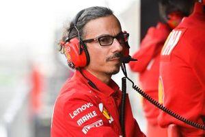 Лоран Мекис, спортивный директор Ferrari
