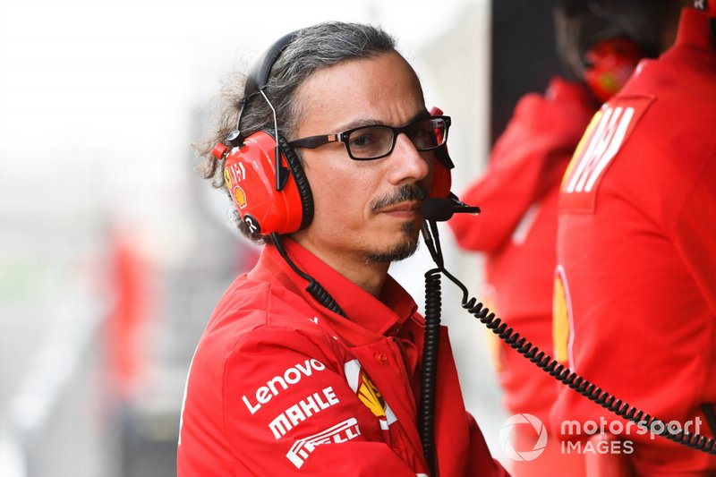 Laurent Mekies, Sporting Director, Ferrari