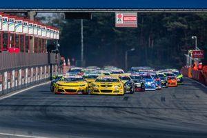 NASCAR-Euroserie in Zolder