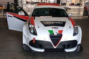 Alfa Romeo Giulietta, PRS Motorsport
