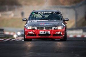 #705 Emir Aşarı, Ersin Yücasan, Shane Lewis, Sorg Rennsport, BMW 325i