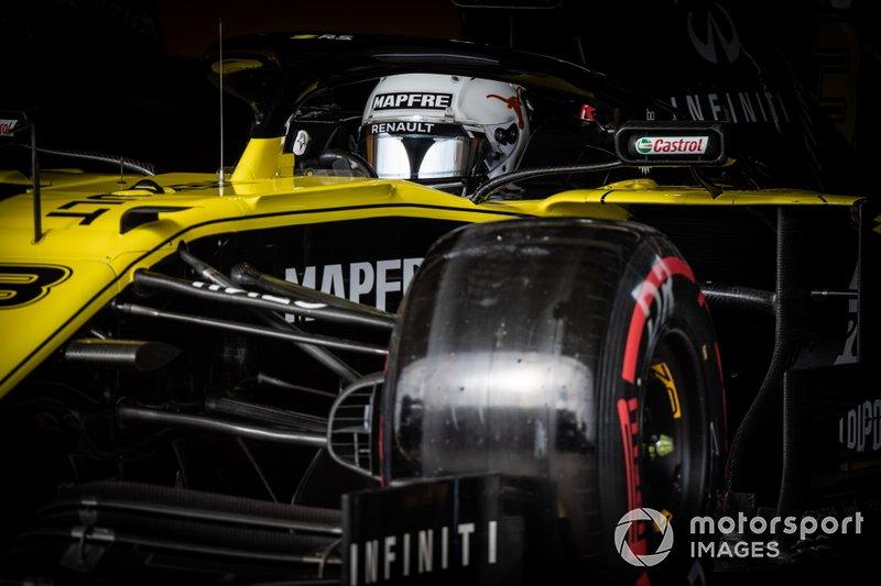 9: Daniel Ricciardo, Renault F1 Team R.S.19, 1'33.488