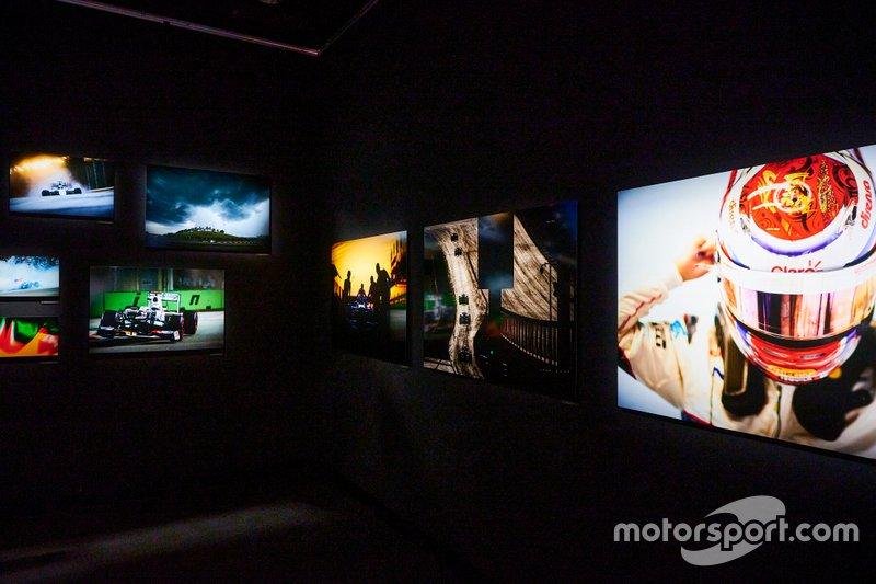 熱田護写真展:500GP フォーミュラ1の記憶