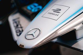 Nariz del Mercedes Benz EQ, EQ Silver Arrow 01