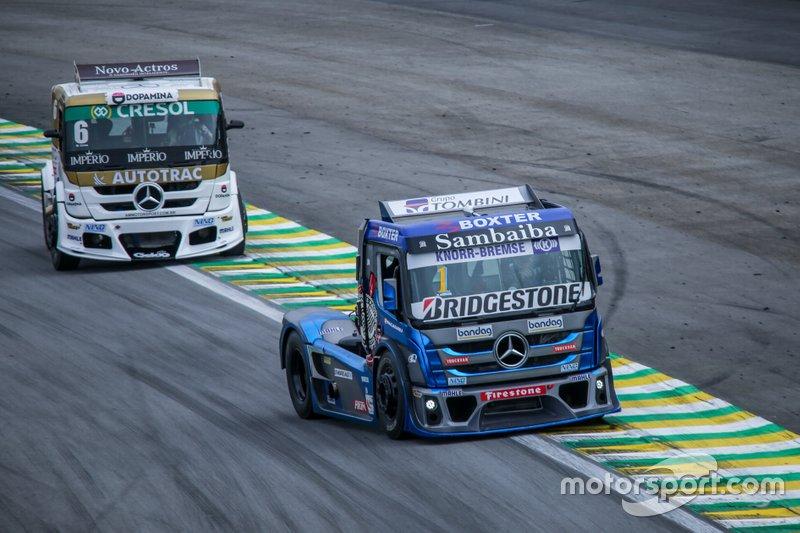 Roberval Andrade - Copa Truck 2019, Grande Final em Interlagos