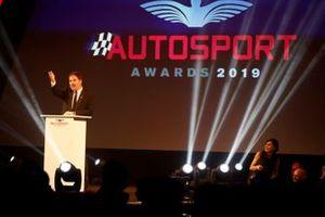 Президент Motorsport Network Джеймс Аллен