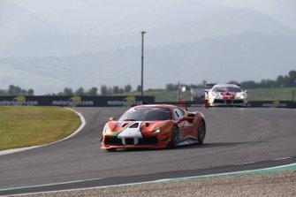 #555 Ferrari 488 Challenge, Blackbird Concessionaires HK: Ray Wu