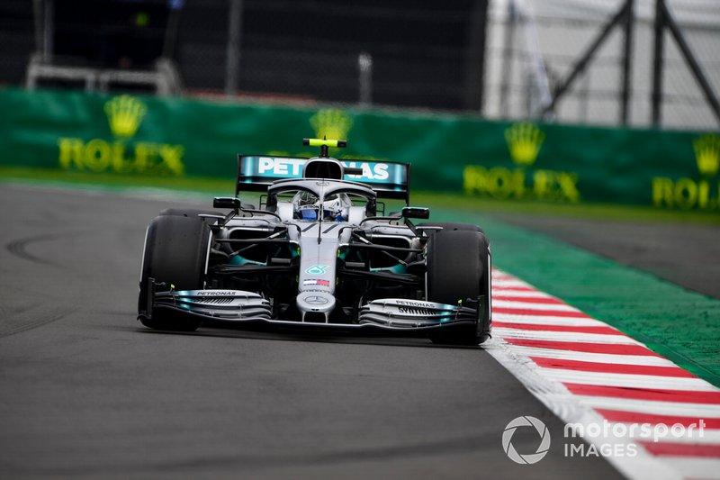 3 - Valtteri Bottas, Mercedes AMG W10