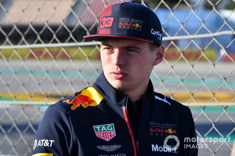#3: Max Verstappen (Red Bull) - 4,74 Millionen Follower