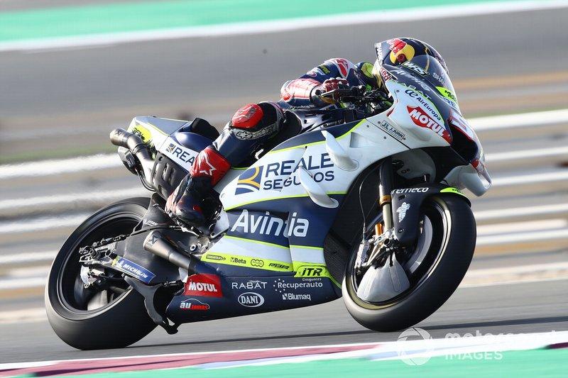 Reale Avintia Racing - Johann Zarco