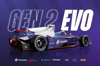 Envision Virgin Racing Gen2 EVO