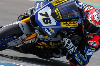 Loris Baz, Ten Kate SBK Yamaha