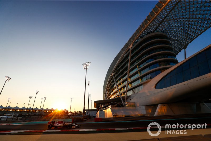 13º: Kimi Raikkonen, Alfa Romeo Racing C38