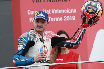 Podium: third place Jack Miller, Pramac Racing