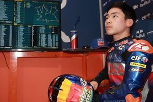 Ayumu Sasaki, Tech 3