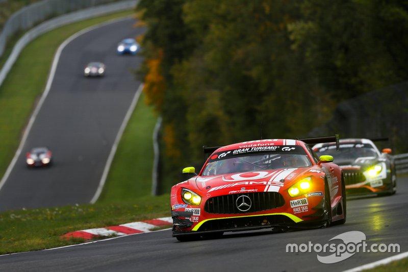 #2 GetSpeed Performance Mercedes-AMG GT3: Philip Ellis, Maximilian Götz