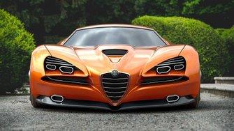 Alfa Romeo Montreal Vision GT