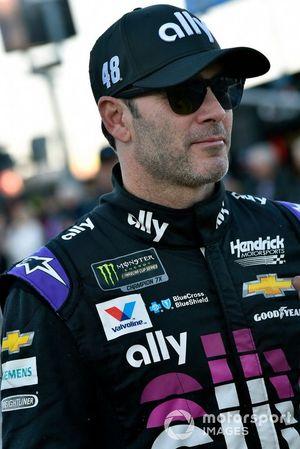 Jimmie Johnson, Hendrick Motorsports, Chevrolet Camaro Ally Fueling Futures