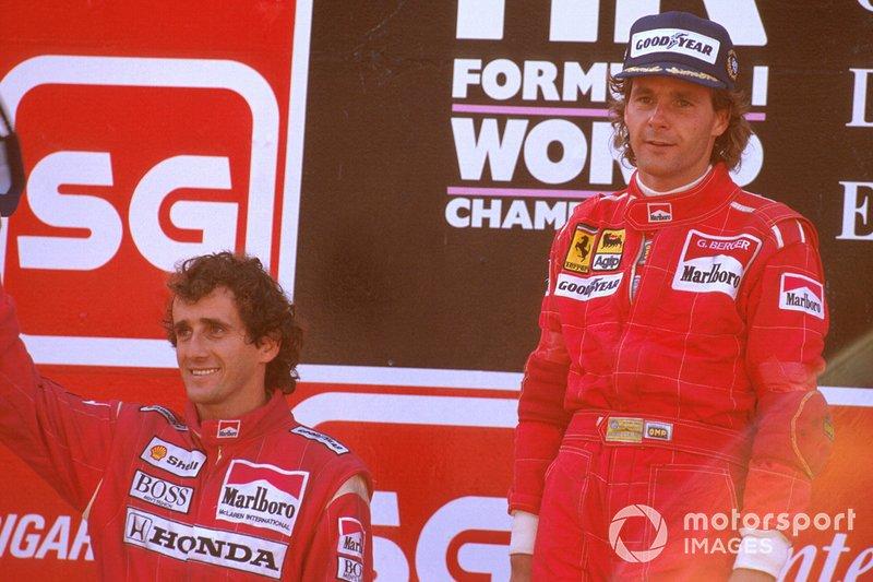Portugal 1989 - Ferrari