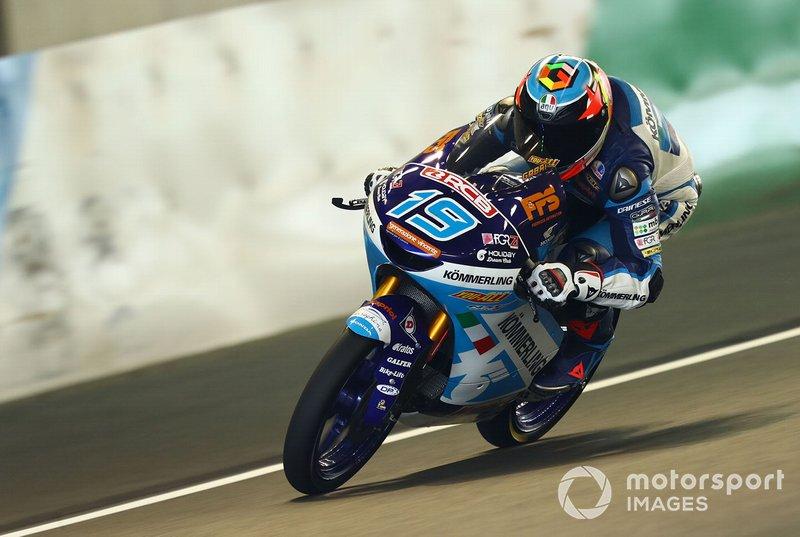 #19 Gabriel Rodrigo, Gresini Racing