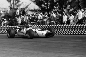 Bruce McLaren, McLaren, al GP del Messico del 1966