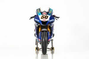 Bike of Michael van der Mark, Pata Yamaha WSBK