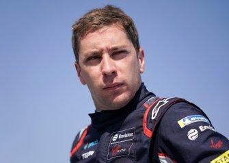 Robin Frijns, Virgin Racing, on the grid