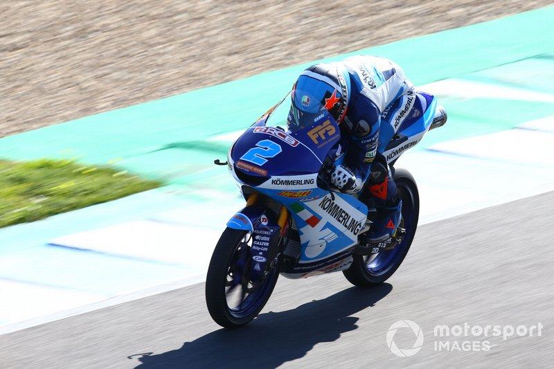 #2 Gabriel Rodrigo, Gresini Racing