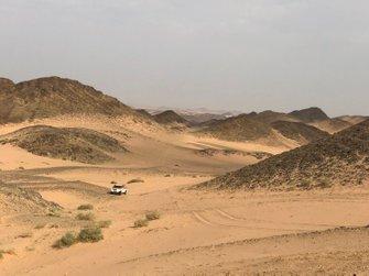 Dakar 2020 route design